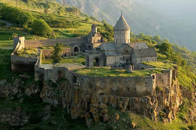 Países que não precisam de visto para brasileiros: Armênia