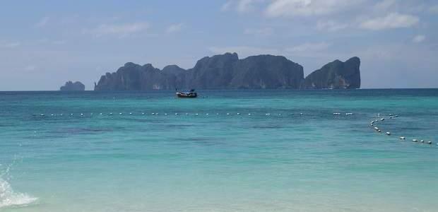 Koh Phi Phi, na Tailândia: o paraíso das águas claras!