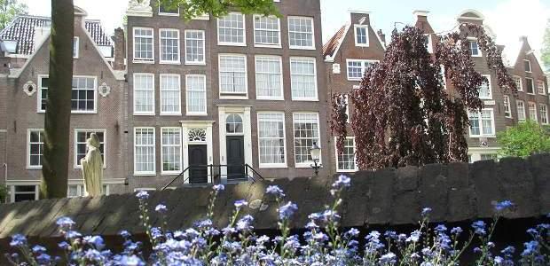 Begijnhof, Amsterdam: o jardim da tranquilidade!