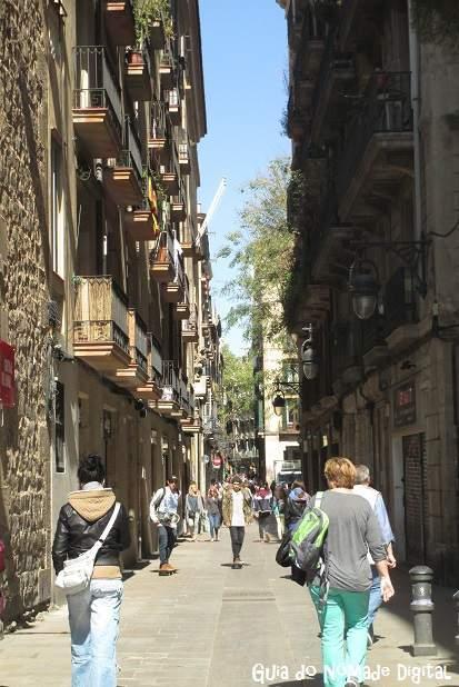 O que fazer no Bairro Gótico de Barcelona?