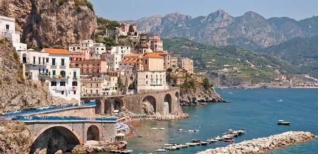 Onde ficar na Costa Amalfitana, Itália? Melhores cidades e hotéis!