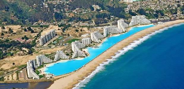 A maior piscina do mundo: onde fica?