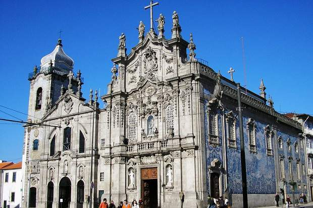 Igrejas do Porto, em Portugal!