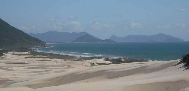 Praias de Garopaba: natureza exuberante!