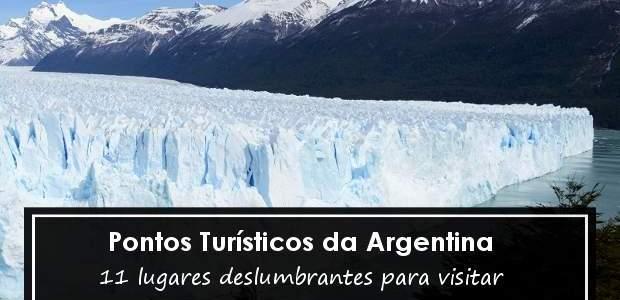 Pontos Turísticos da Argentina: turismo na Argentina!
