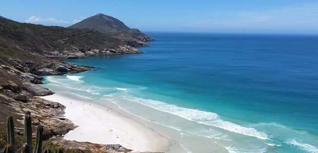 As melhores praias de Arraial do Cabo