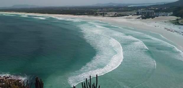 Praia Grande de Arraial do Cabo: Imensa Beleza!