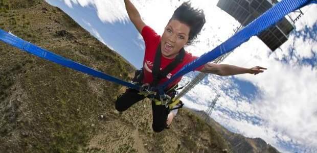Os 10 melhores lugares para fazer bungee jump