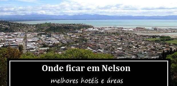 Onde ficar em Nelson, Nova Zelândia? Melhores hotéis e áreas