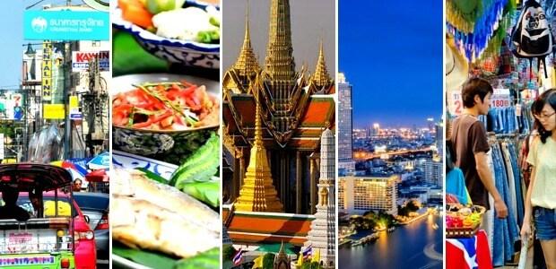 Bangkok: Papo Viagem Podcast 055