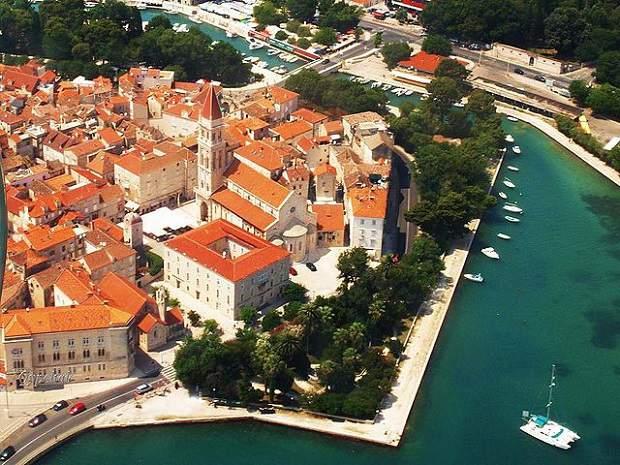 Onde ficar em Split: Trogir