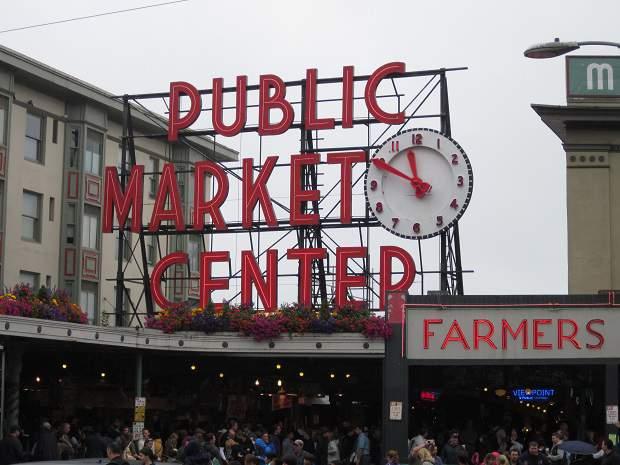 Onde ficar em Seattle: Belltown e Pike Place Market