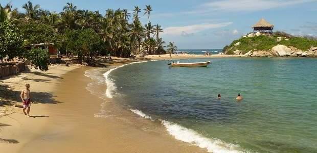 Santa Marta na Colômbia: Praia, Selva e Montanha!