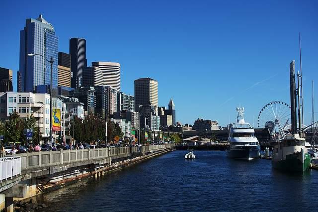 Onde ficar em Seattle: Waterfront