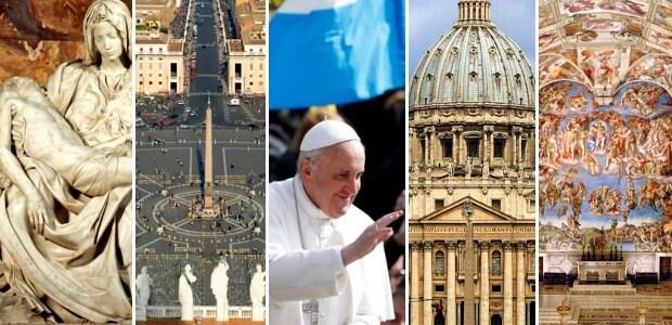 Vaticano: Papo Viagem Podcast 062