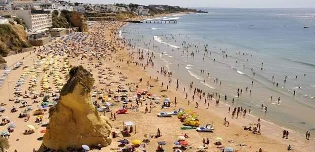 Onde ficar em Albufeira, Algarve? Melhores Hotéis em Albufeira!