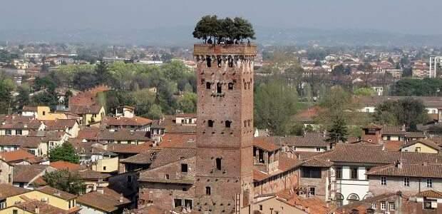 Roteiro de Viagem a Lucca de 1 ou 2 Dias: Viagem pela Toscana