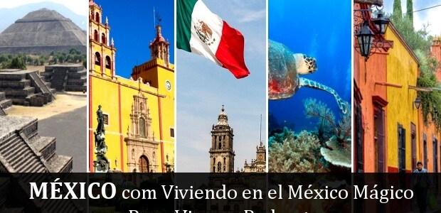 México com Viviendo en el México Mágico: Papo Viagem Podcast 063