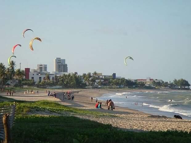 Onde ficar em João Pessoa: Praia do Bessa