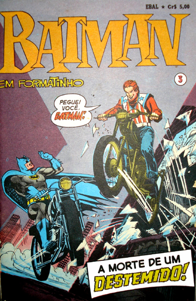 BATMAN 03 ....CAPA ENVIADA POR LENIMAR