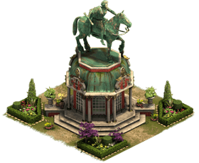 rotonda botánica evento gengis khan forge of empires
