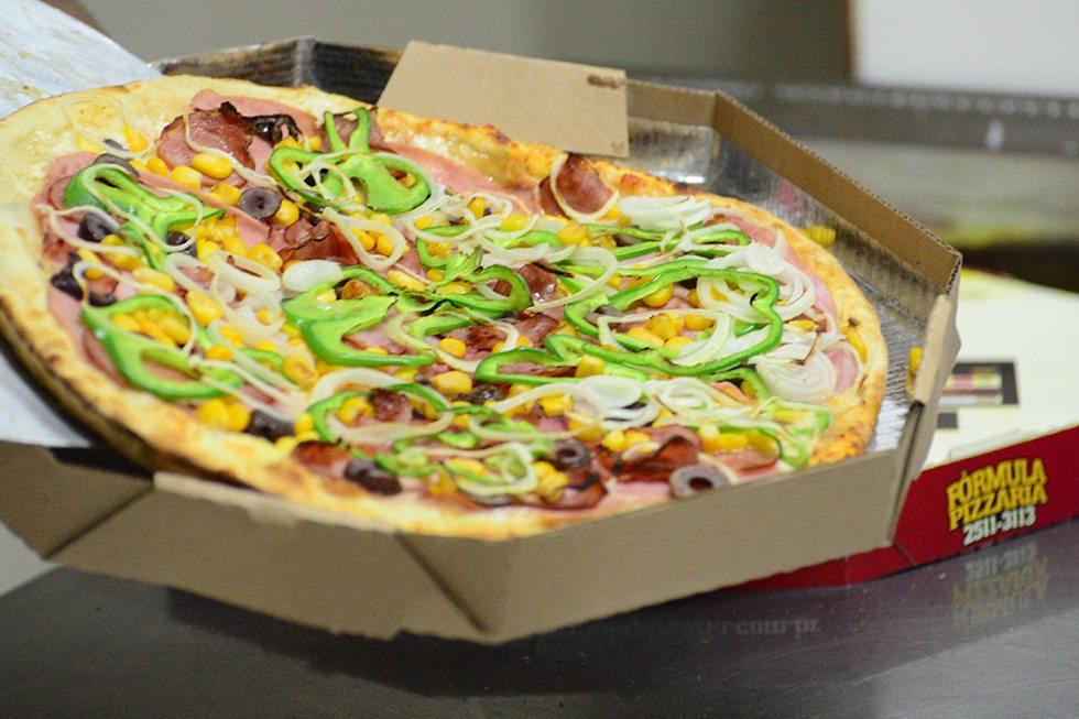 franquia formula pizzaria