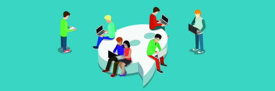 4-Mantenha a conversa fluindo