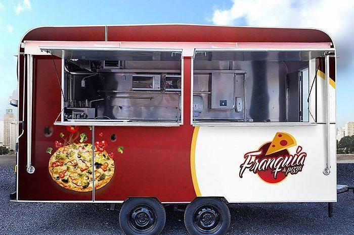 Franquia da Pizza