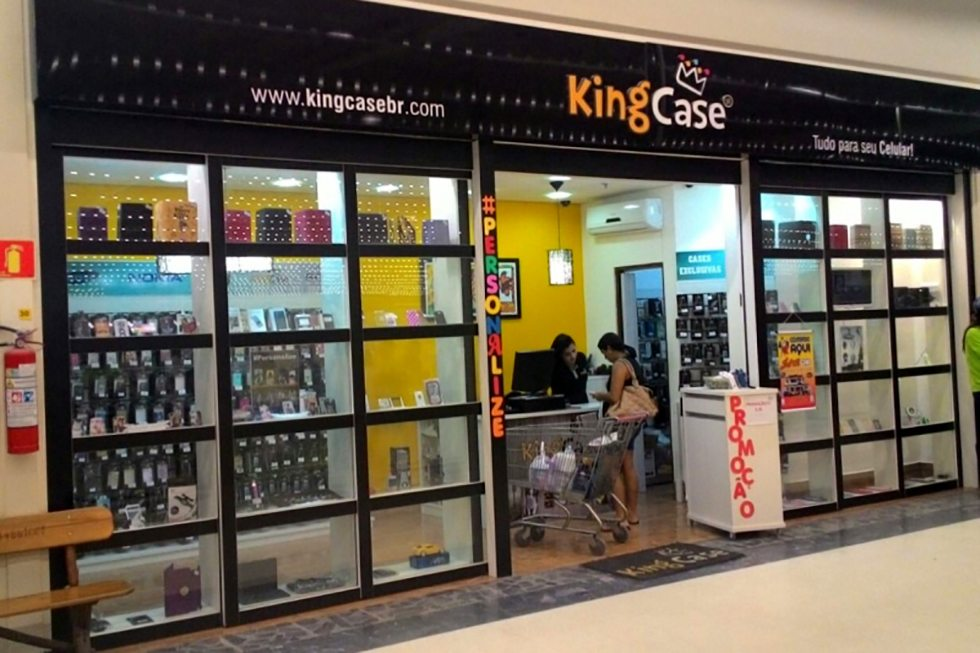 franquia kingcase