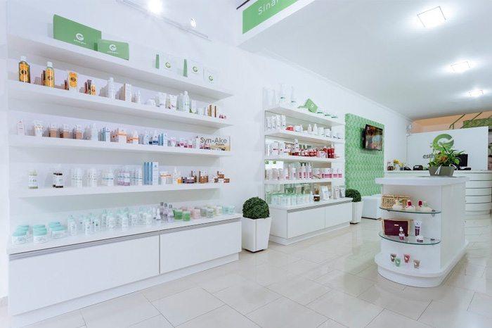 franquia cosmetic green