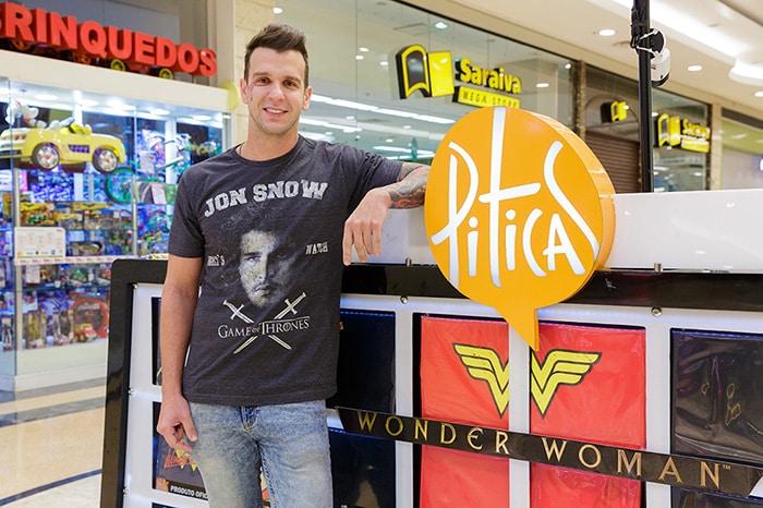 Franquias de roupas  12 opções de franquias de camisetas be5b0c6157487