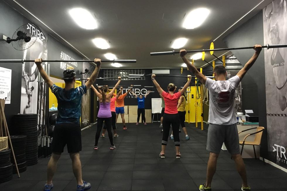 franquia tribo fitness