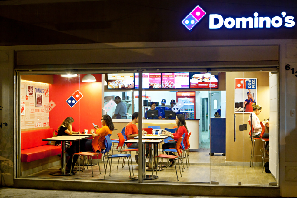 franquia Domino's Pizza