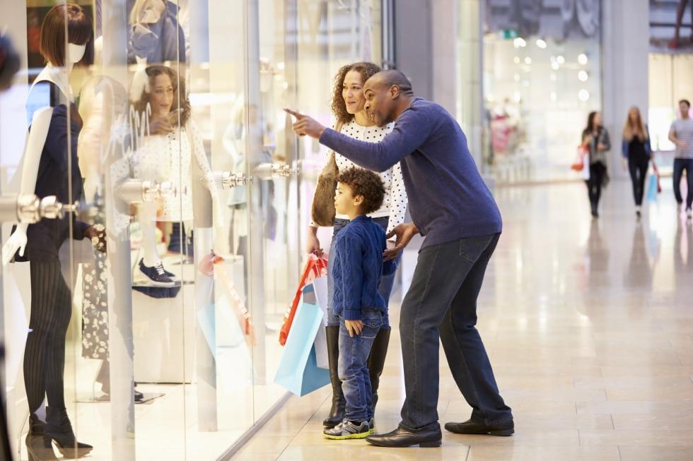 franquias para shopping