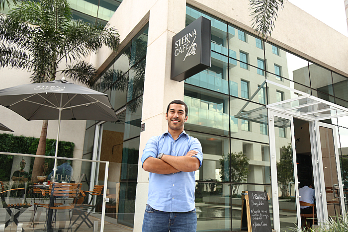 Empreendedores de sucesso: Deiverson Migliatti - Sterna Café