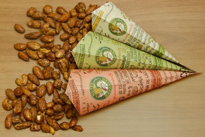franquia nutty bavarian