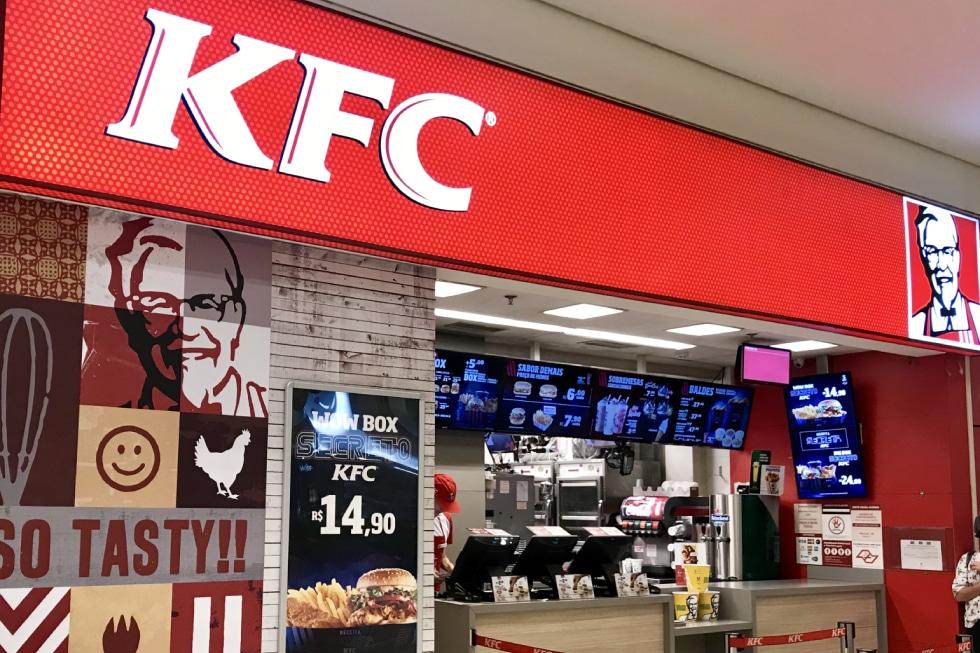 franquia KFC