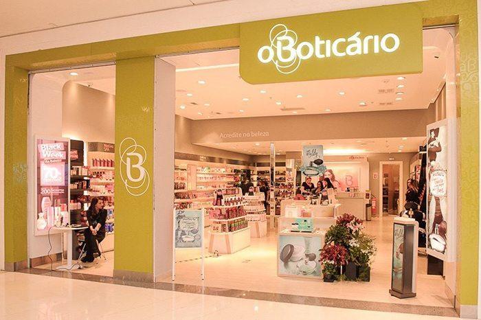 maiores franquias do Brasil - o boticário