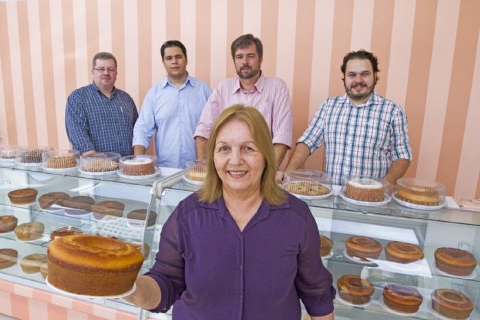maiores franquias do Brasil - casa de bolos