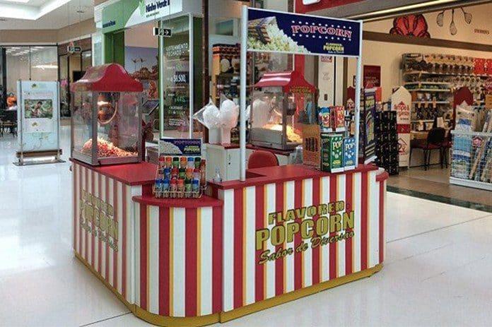 18b4376bd Quiosque para shopping  30 opções de franquias - Guia Franquias de ...