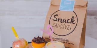franquia snack saudável