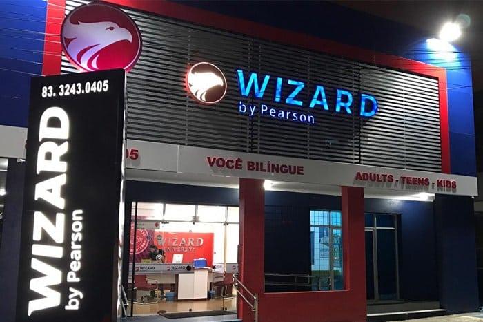 maiores franquias do Brasil - wizard