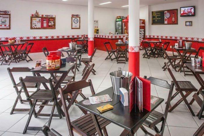 maiores franquias do Brasil - nosso bar
