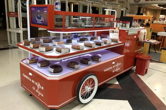 franquia fabrica de bolo vo alzira