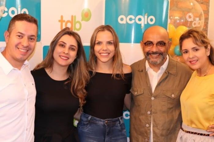 parceria Acqio e Turma do Bem