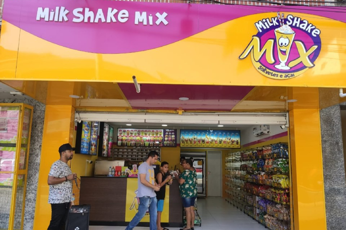 milk shake mix 1