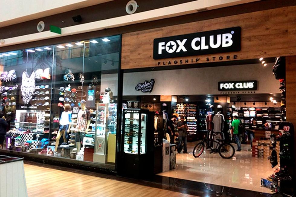 franquia fox club