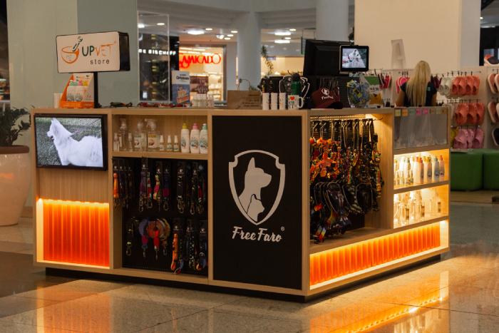 franquia upvet store