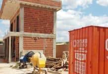 franquia container segurança principal