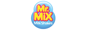 franquia mr mix logo